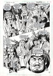 Original Art Page - Psyba Rats - 3 pg18