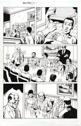 Original Art Page - Fantomen - 21 pg13