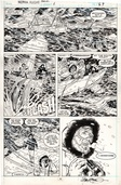 Original Art Page - Alpha Flight - Annual 2 pg06