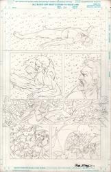 Original Art Page - Spider-Man Team-up - 6 pg20
