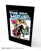 THE NEW MUTANTS: GRAPHIC NOVEL #4