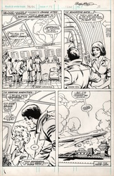 Original Art Page - Hulk - 14 pg07