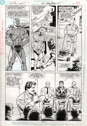 Original Art Page - Action Comics - 668 pg11