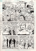 Original Art Page - Action Comics - 655 pg07