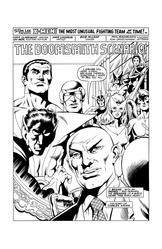 X-Men - BW Print6