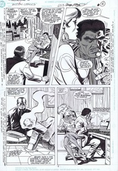 Original Art Page - Action Comics - 653 pg11