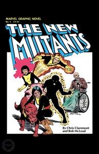 THE NEW MUTANTS: