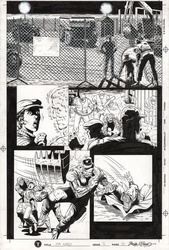 Original Art Page - Mr Hero - 2 pg21