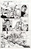 Original Art Page - Freemind - 3 pg23