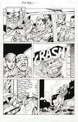 Original Art Page - Fantomen - 21 pg21