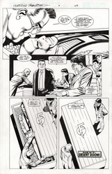 Original Art Page - Freemind - 3 pg28
