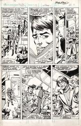 Original Art Page - Hulk - 14 pg10