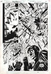 Original Art Page - Psyba Rats - 1 pg30