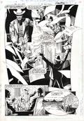 Original Art Page - Psyba Rats - 3 pg23