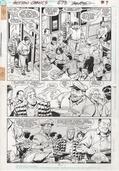 Original Art Page - Action Comics - 673 pg07