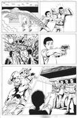 Original Art Page - JSA 80 Page Giant 2011 - 1 pg19