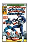 Captain America  241 - Color Print