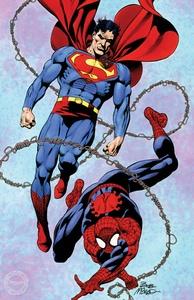 SPIDER-MAN, SUPERMAN
