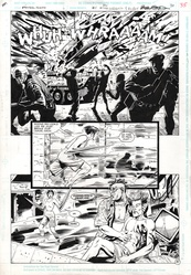 Original Art Page - Psyba Rats - 1 pg31