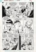 Original Art Page - Action Comics - 672 pg06