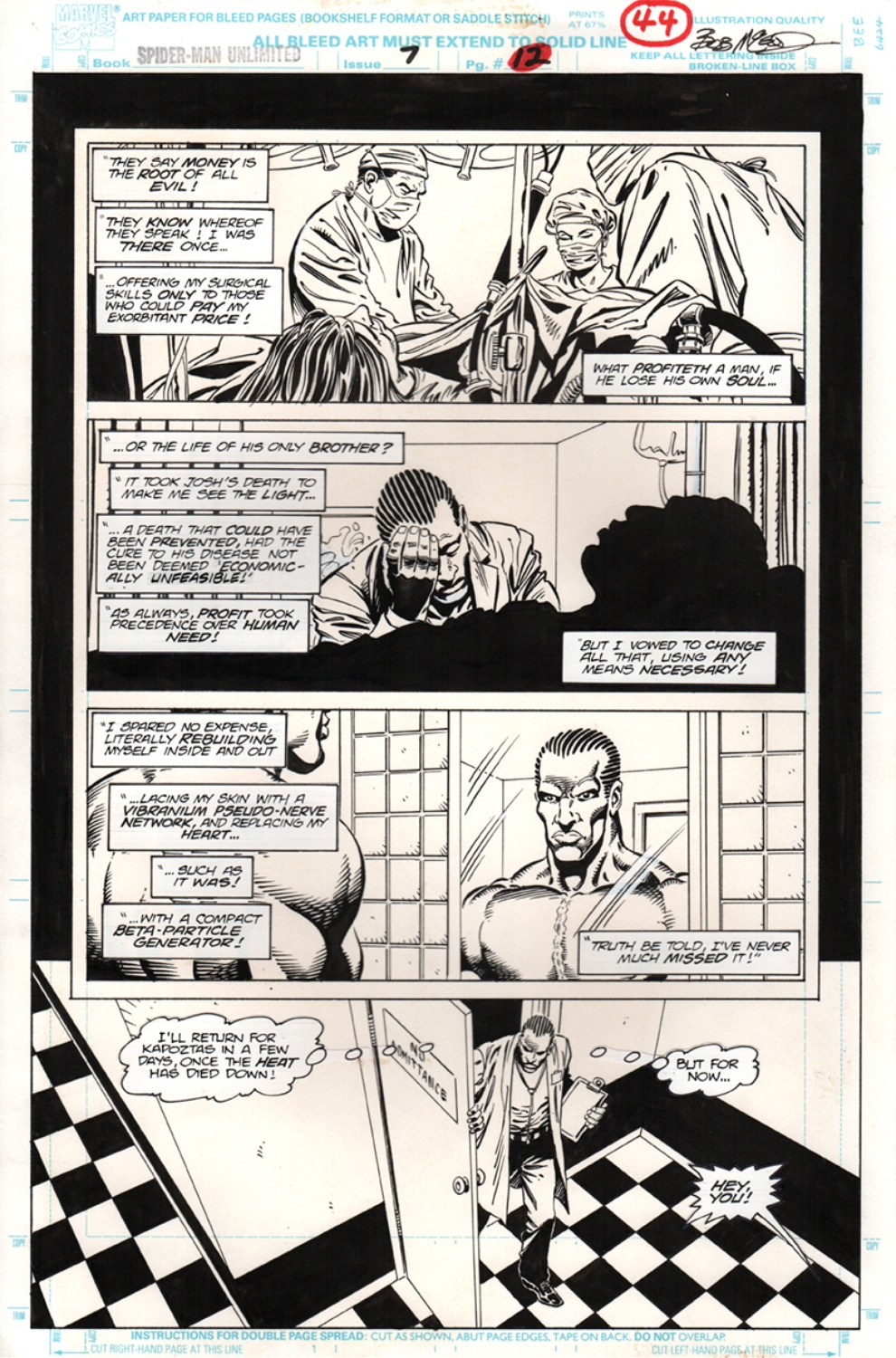 Spider-Man Unlimited - 7 pg44