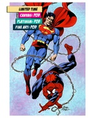 SPIDER-MAN, SUPERMAN TEAM-UP