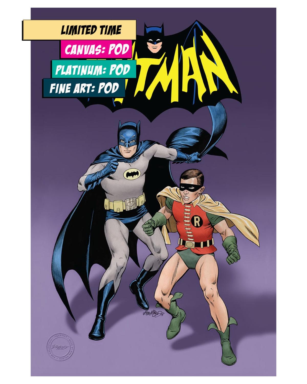 BATMAN 66: THE DYNAMIC DUO