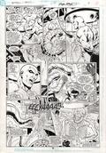Original Art Page - Action Comics - 670 pg09