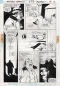 Original Art Page - Action Comics - 673 pg09