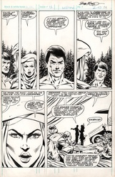 Original Art Page - Hulk - 13 pg24