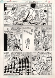 Original Art Page - Action Comics - 656 pg02