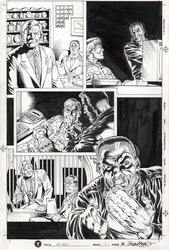 Original Art Page - Mr Hero - 2 pg16