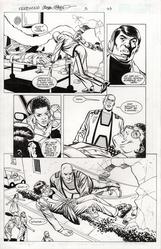 Original Art Page - Freemind - 3 pg23