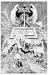 Batman - BW Print