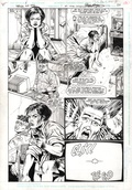 Original Art Page - Psyba Rats - 3 pg24