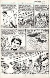 Original Art Page - Hulk - 13 pg26