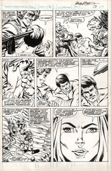 Original Art Page - Hulk - 13 pg23