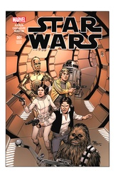 Star Wars 1A - Color Print