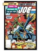 G.I.JOE #1: A REAL AMERICAN HERO