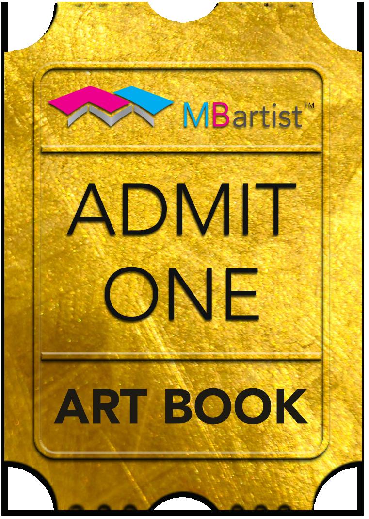 Event: Golden Ticket - Art Book